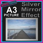 BOARDWALK ROTTNESS ALUMINIUM PRINTED PICTURE SPECIAL EFFECT PRINT NOT CANVAS